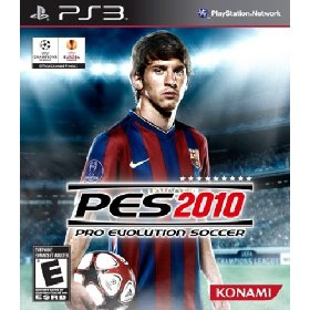 PES Pro-Evolution Soccer 2010 em Portugues for PS3 US